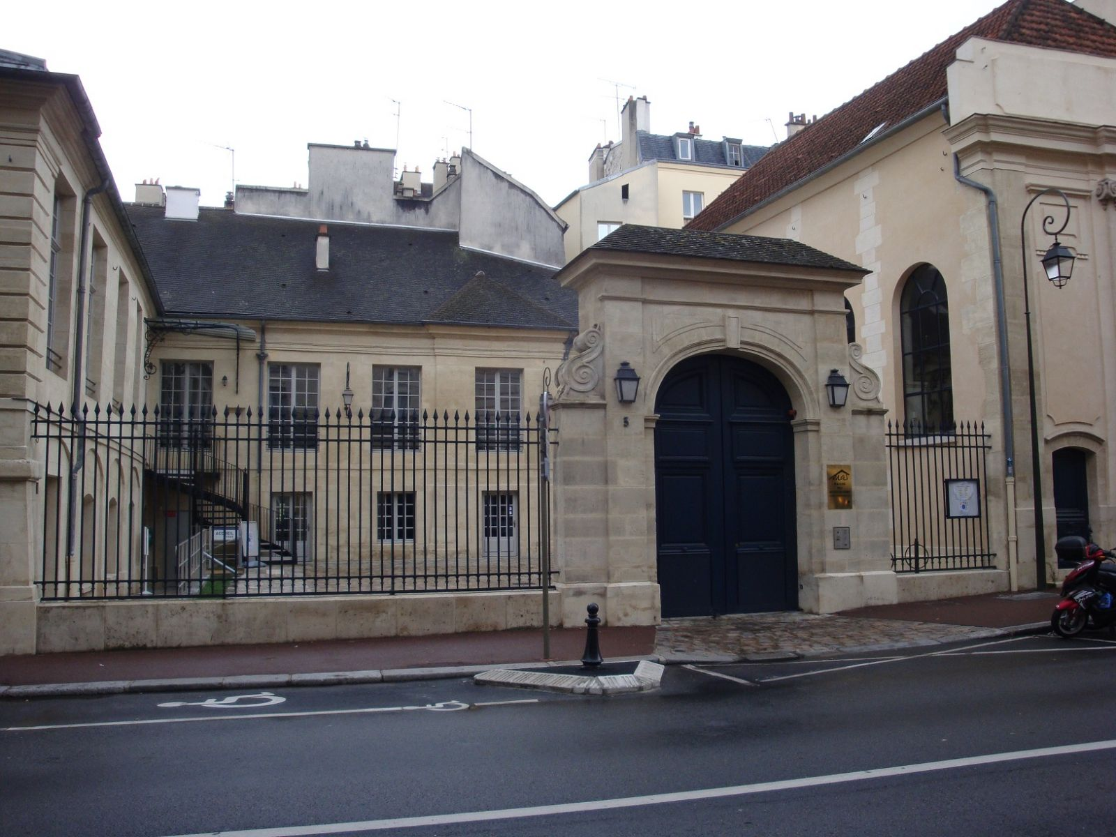 Maison des Associations de Saint Germain en Laye